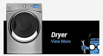 dryer appliance service