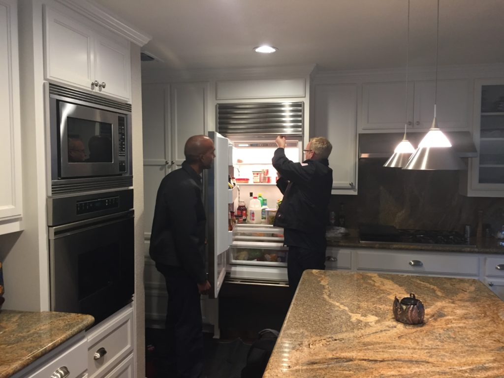 refrigerator repair in elk grove